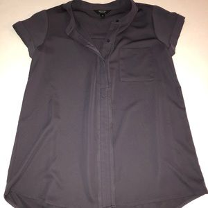 Simply Vera Vera Wang Dress Shirt Size XS